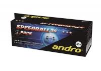Andro Speedball 3S 40+ ITTF 3 ***