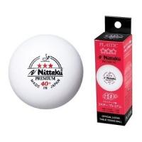 Nittaku Premium 40+ 3*** ITTF
