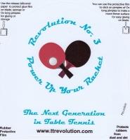 Revolution №3 Rubber Protective Film
