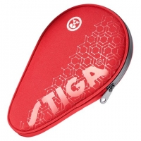 Stiga Batcover Hexagon red